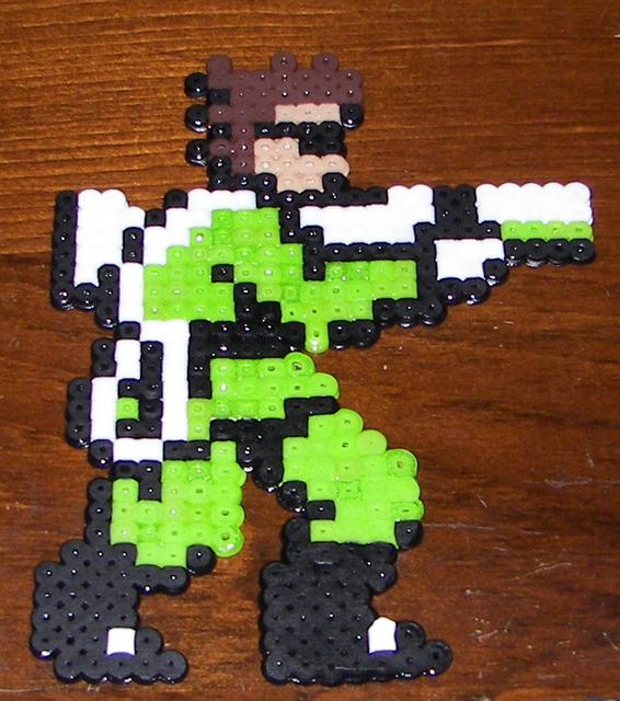 Bionic Commando by AnimeFur