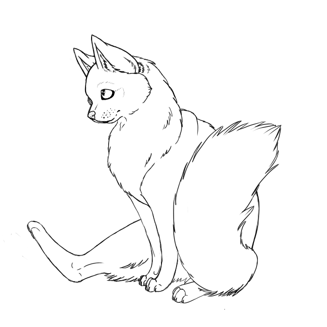 Cat Lineart : Warrior cats adoptables bing images