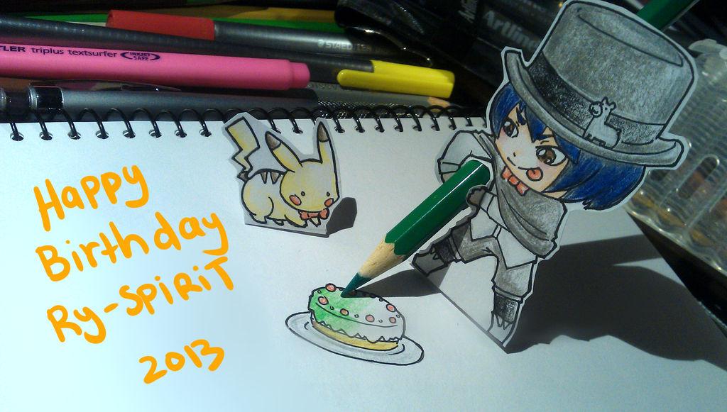Happy Birthday Ry-Spirit by flying-bagel