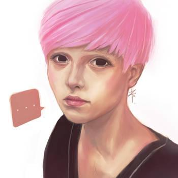 Candy Hair by tousti