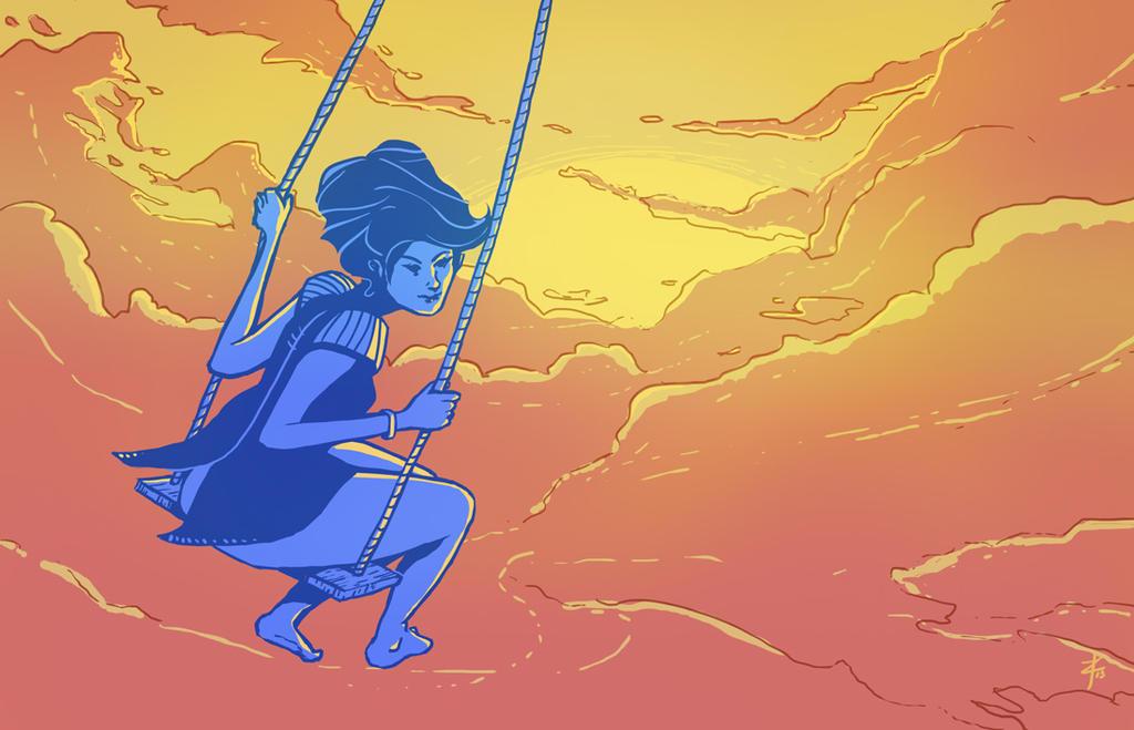 Sky Swing by tousti