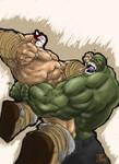 Balto vs. Hulk