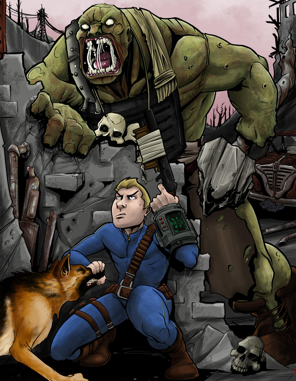 Fallout 4 Finished!
