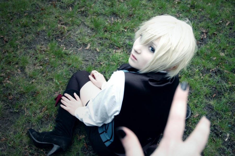 Alois trancy 2 by Yazo-chan