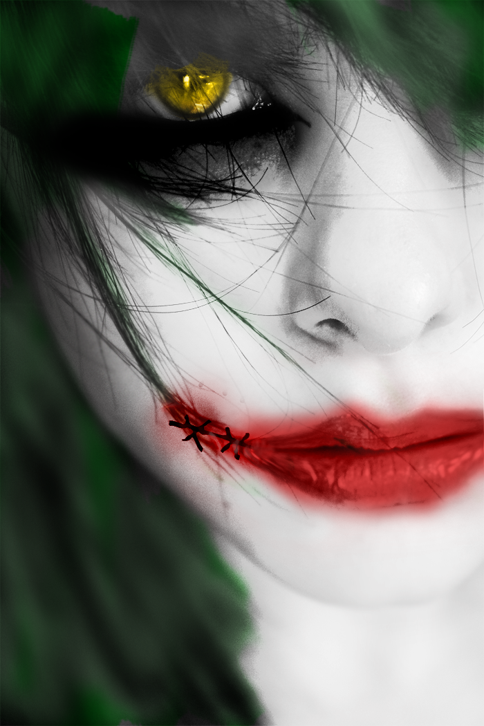 The Joker by xXHellBoundXx