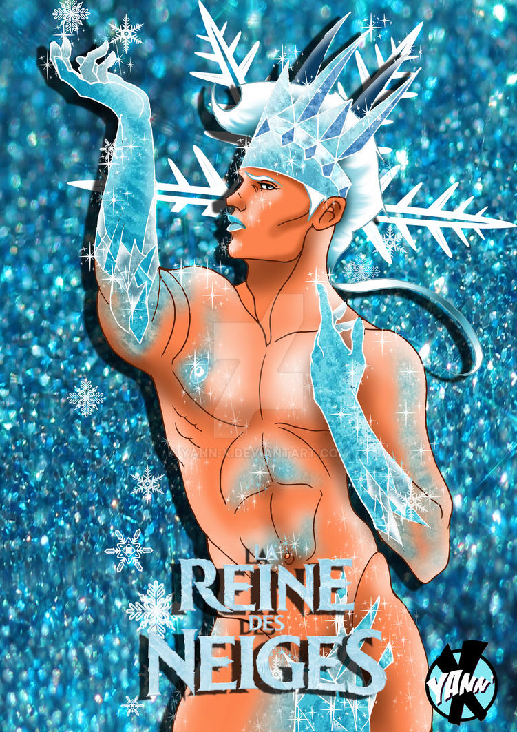 LA REINE DES NEIGES by YANN'X by YANN-X