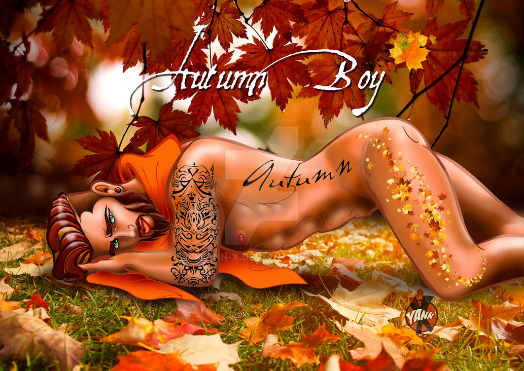 AUTUMN BOY by YANN'X by YANN-X