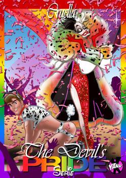 CRUELLA- THE DEVIL'S PRIDE SERIE BY YANN'X