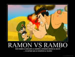 Ramon vs Rambo