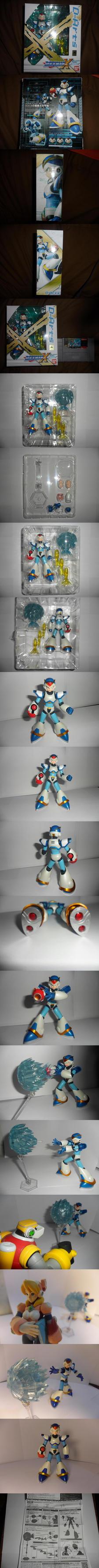 D ARTS Rockman X Full Armor by Akira-Hikari