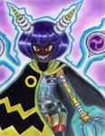 .: Thunder Goddess Mighty No.3 :.