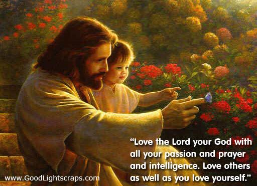 Jesus Love Quotes : Love Jesus Christ Quotes. QuotesGram