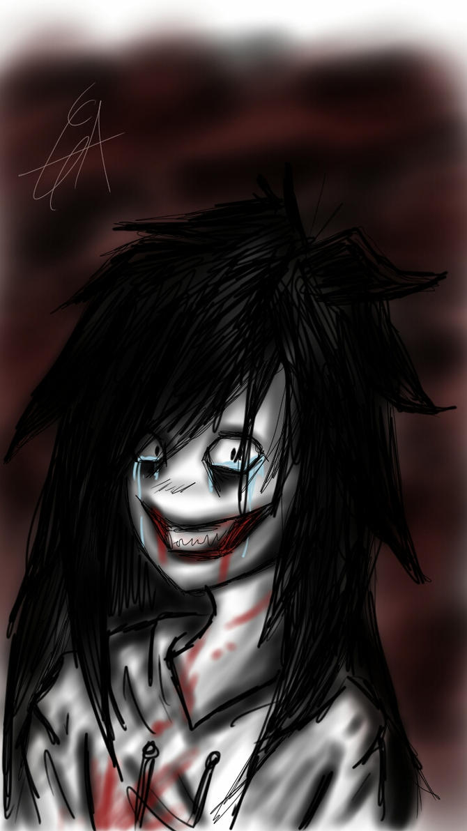 Jeff the Killer by Thedragonlover99