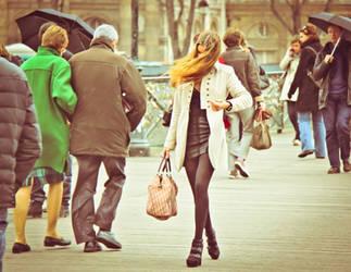 Impromptu catwalk 2 by onyxhose