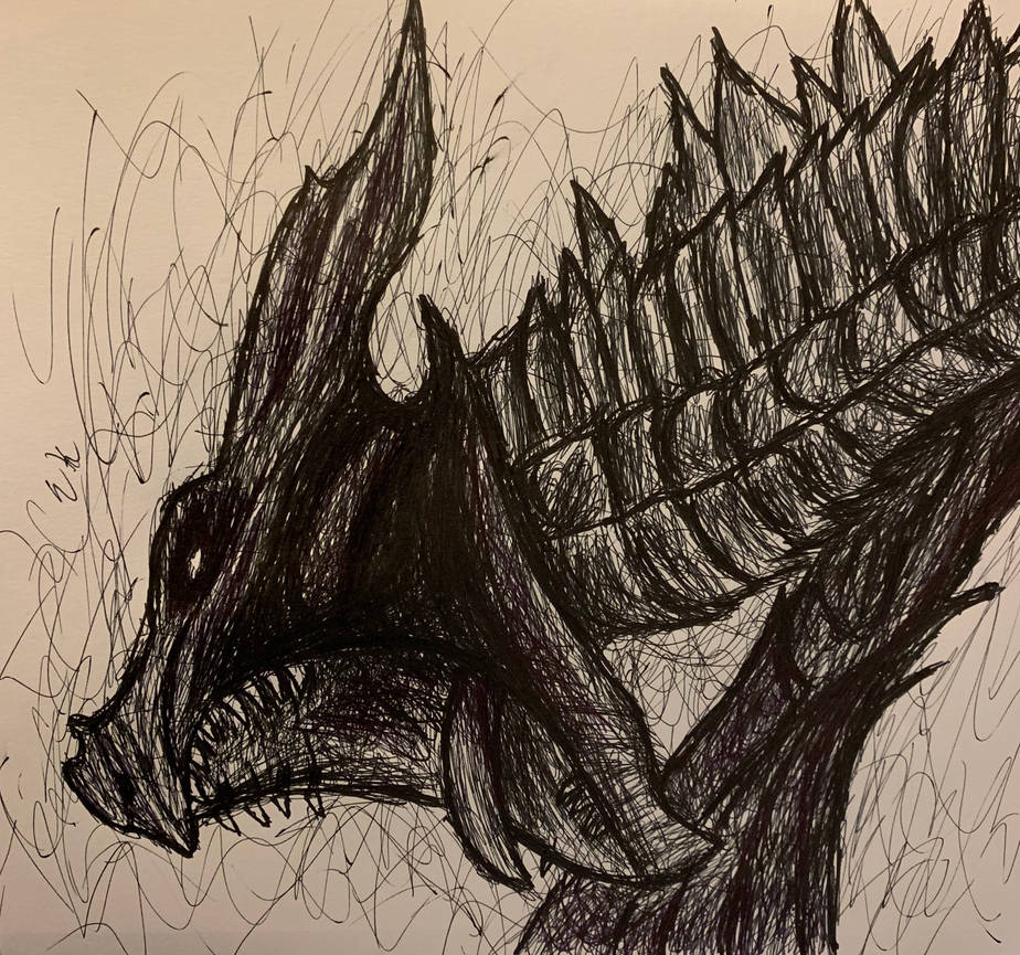 Alduin by EmmaHull