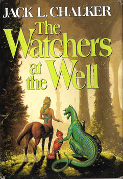 Watchers at the Well Book Cover HD
