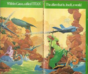 Wizard Book Art HD Centaurs In Canoes