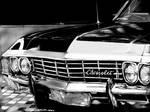Supernatural Chevy