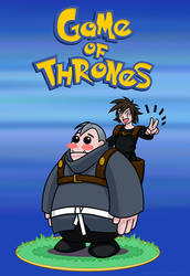 A Wild Hodor Appears!