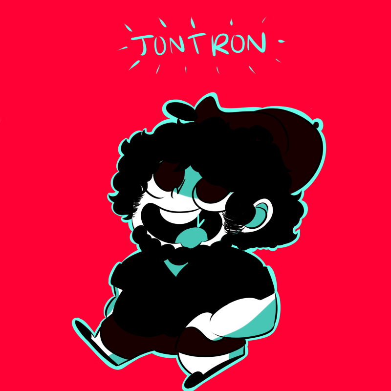 jontron by ella--saurus