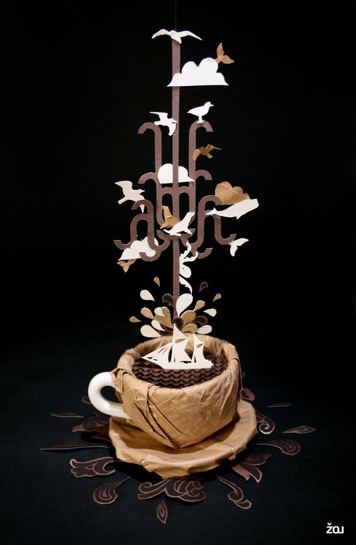 Coffee Dream by Zim-dez