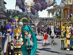 Vocaloid Disney Vacation: Main Street