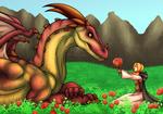 Appreciate a Dragon by TheKohakuDragon