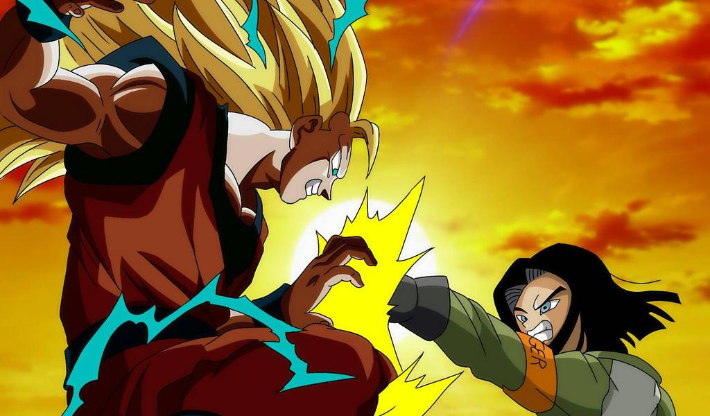 Resultado de imagen para goku manga color
