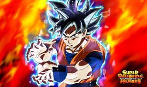 Goku Ultra Instinct SDBH