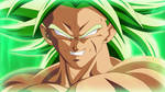 Broly SSJL 2018 DBS THE MOVIE