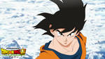 GOKU 2018 DRAGON BALL SUPER BROLY