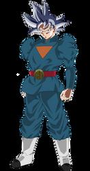 Goku UI Grand Priest SDBH RENDER by AlejandroDBS