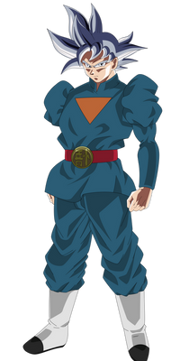 Goku UI Grand Priest SDBH RENDER