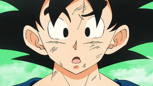 Goku en namek