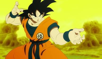 Goku DBSUPER 2