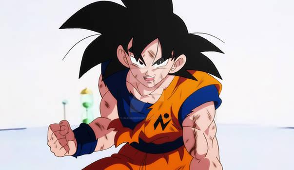 Goku Dragon Ball Super Manga 53