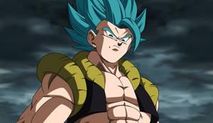 GOGETA SSJBLUE Super Dragon Ball Heroes