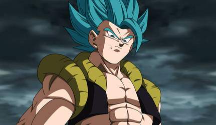 GOGETA SSJBLUE Super Dragon Ball Heroes