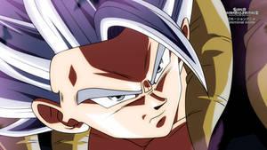 Gogeta Ultra Instinct Super Dragon Ball Heroes