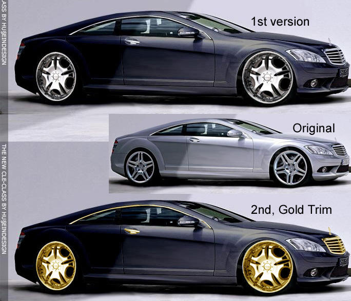 Mercedes benz cle 2007 by streekg on deviantart for Mercedes benz cle