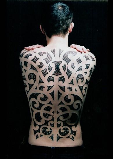 maori backpiece by nakedarttattoo