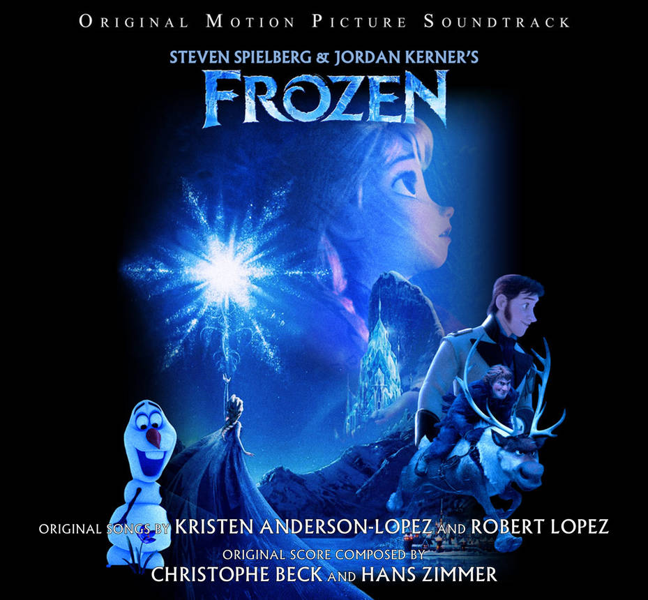 Frozen 2013 OST (CB and HZ)