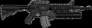 M4A1 M203A2