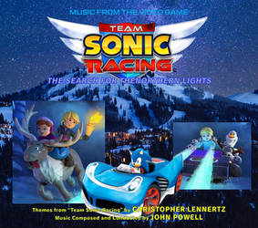 TSR The Search for the Northern Lights OST Cover