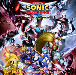 TSR Legend of the New Gen Heroes OST Cover