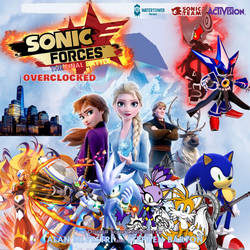 Sonic Forces TFB Overclocked OST Cover