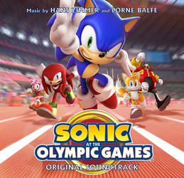 Sonic at the OG Tokyo 2020 OST Cover