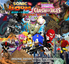Sonic Boom ROL Sonic Jr and Hoopa OST Cover