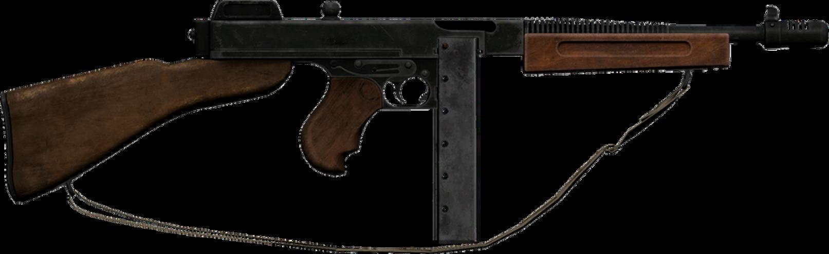 M1928A1 Thompson Arma 3