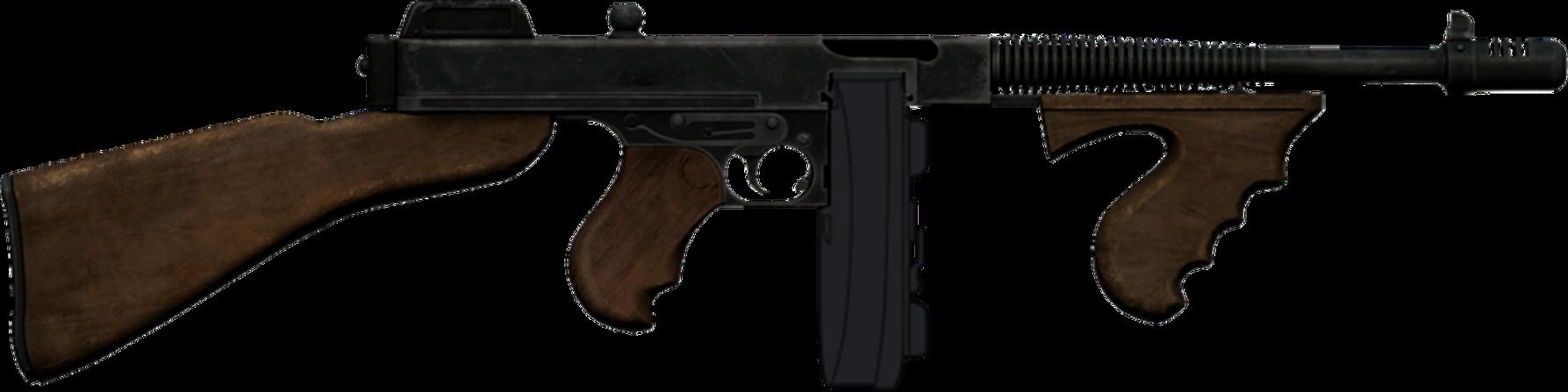 M1928 Thompson Drum Arma 3